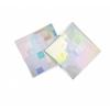 Acrylic Square 18mm Crystal Aurora Borealis